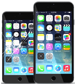 Queens iPhone Repair cracked screen repair